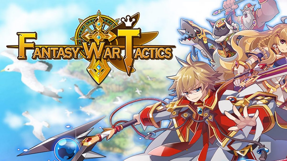 Descargar Fantasy War Tactics para Android