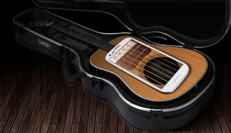 instala guitar real movil