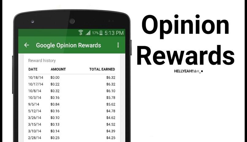 aumentar encuestas rewards