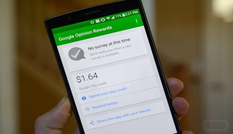incrementa encuestas google rewards