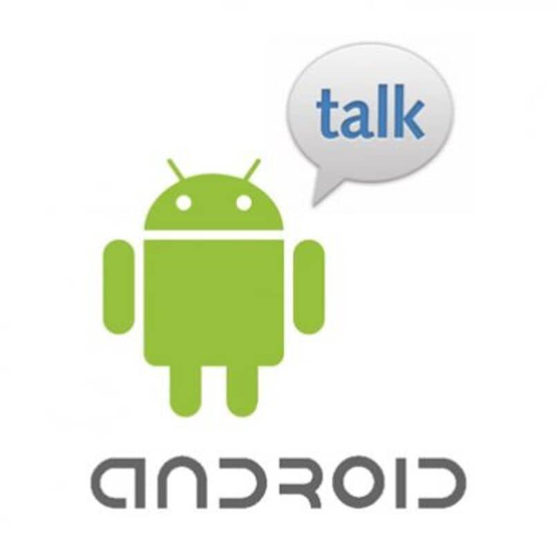 como eliminar google talk de android