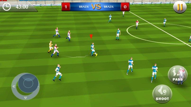 instalar soccer star movil