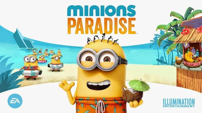 Cómo Descargar E Instalar El Juego De Los Minions Para El Móvil Minions Paradise Para Android Mira Cómo Hacerlo