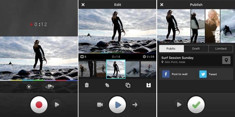 mejor editor videos android