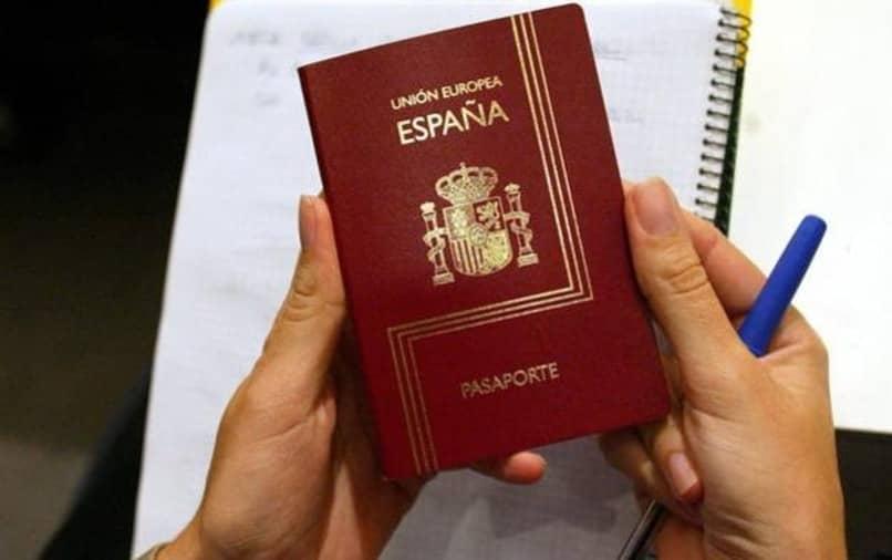 programar cita pasaporte