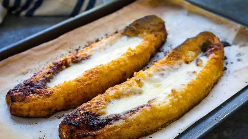 recetas online platanos al horno