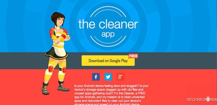 the-cleaner-app