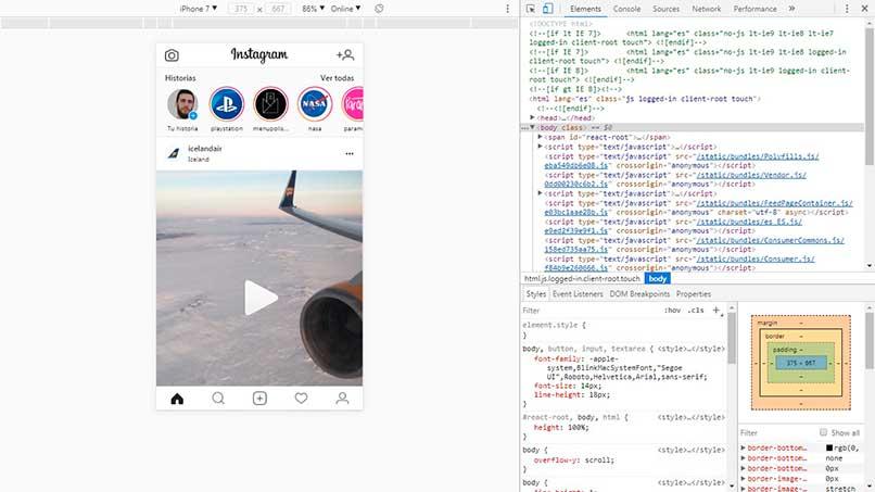 Subir fotos a Instagram desde la PC sin programas