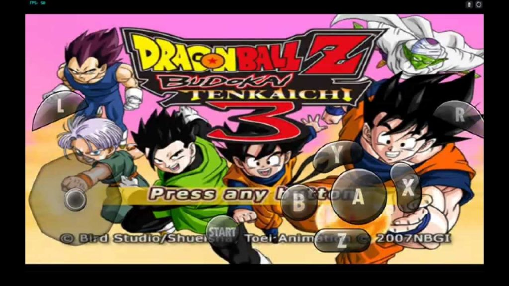 descargar dragon ball z budokai tenkaichi 3 para windows 7