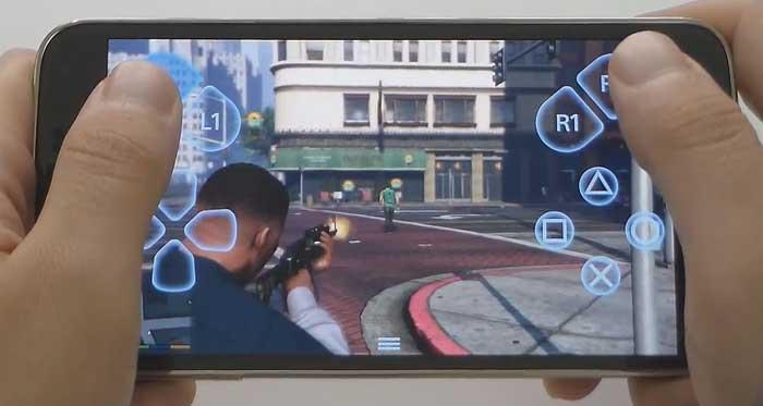 juegos de gta 5 para android