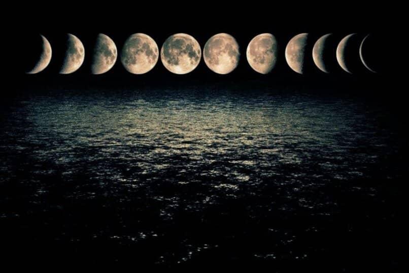 mar vista luna llena