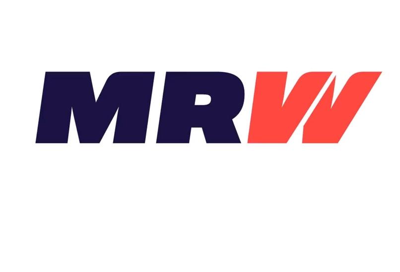 logo de la empresa MRW