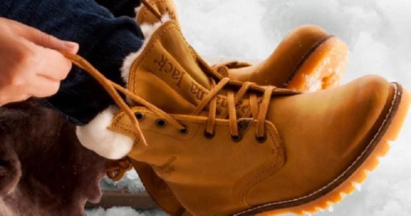 proteger botas