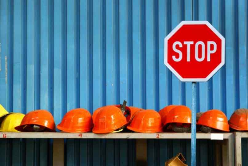 paro de trabajadores español stop