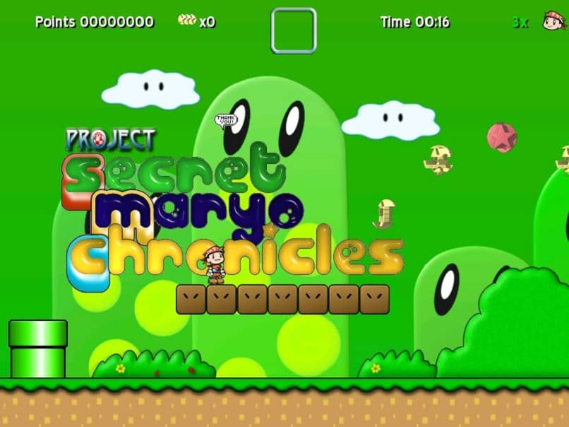maryo chronicles parecido a mario bros