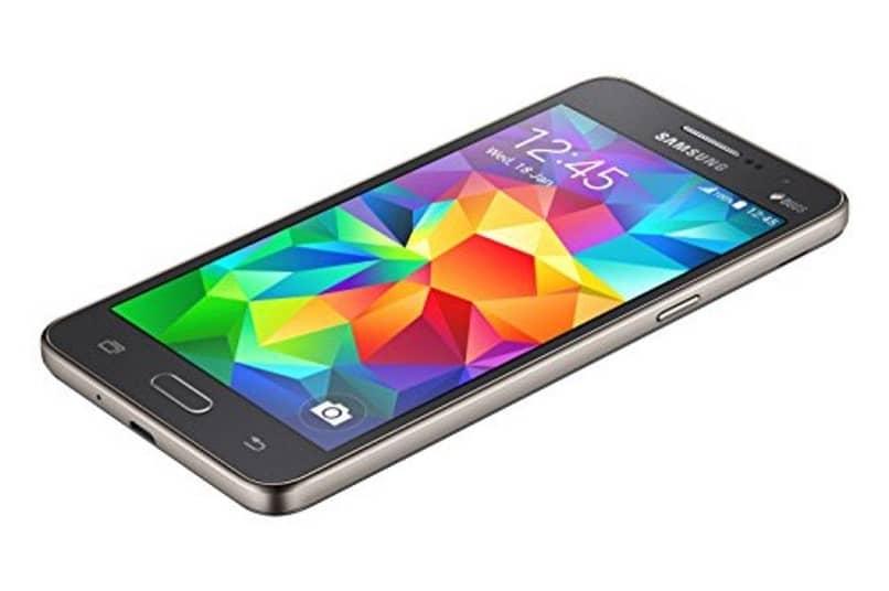dispositivo smartphone de la linea de los galaxy problemas para encender
