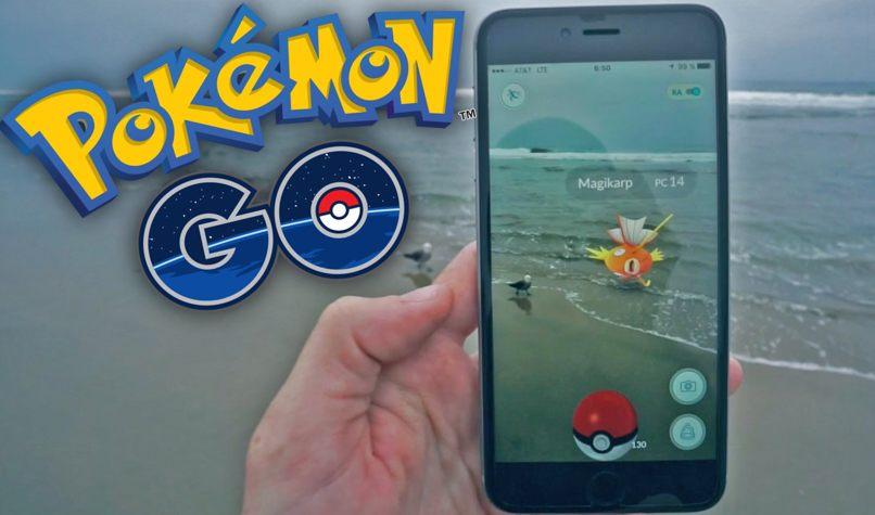 jugar pokemon go movil