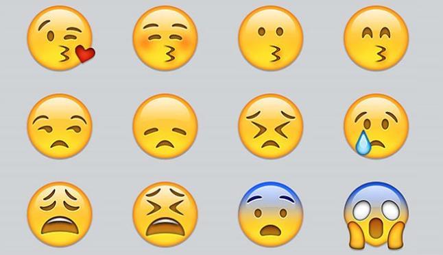 Qué Significan Los Emoji Los Emoticones Y Las Caritas De