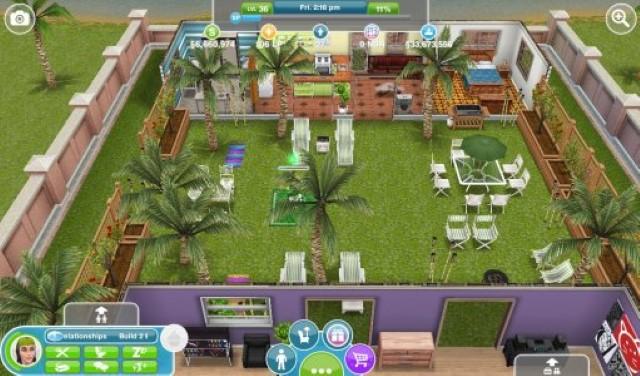Los mejores juegos parecidos a los sims rwwes for Casa de diseno the sims freeplay