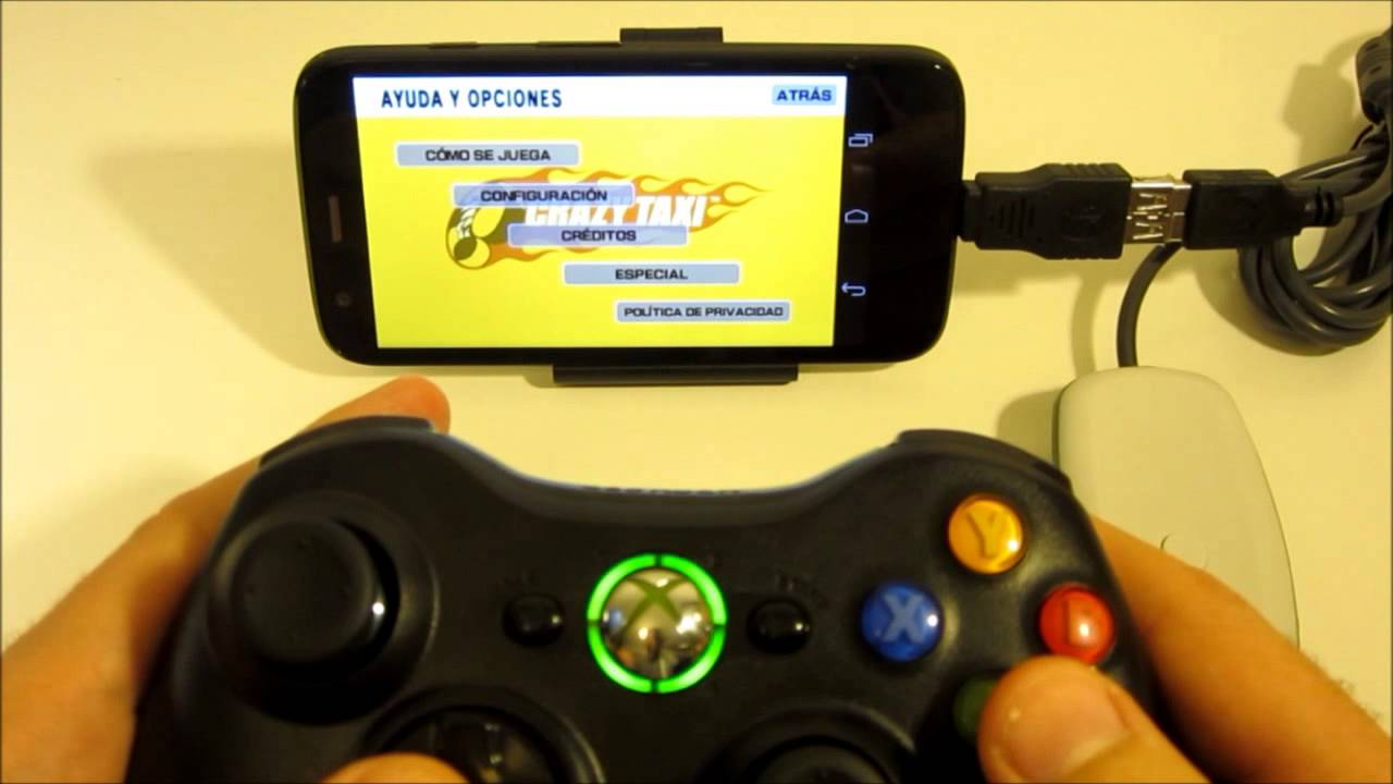Emulador Xbox360 para Android