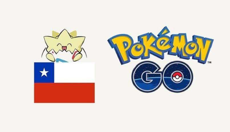 pokemon go en chile
