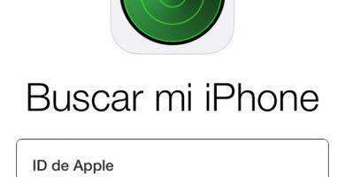 Ubicar un iphone apagado