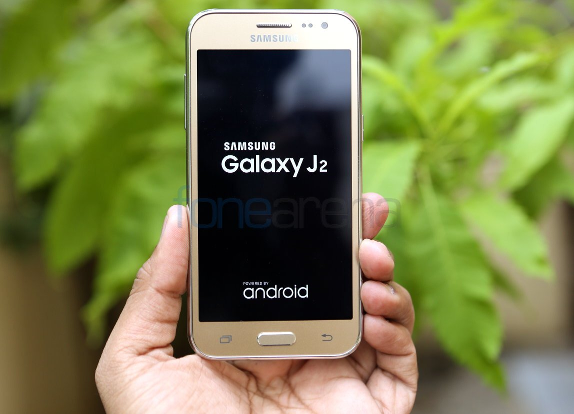 Samsung J2 es original
