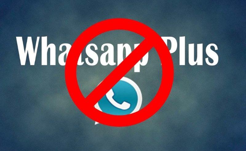 desinstalar WhatsApp Plus