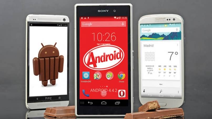 actualizar android a kitkat