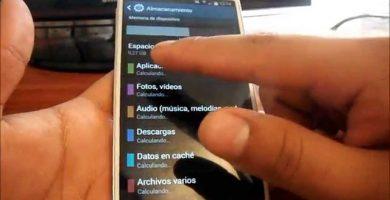 Whatsapp a micro SD