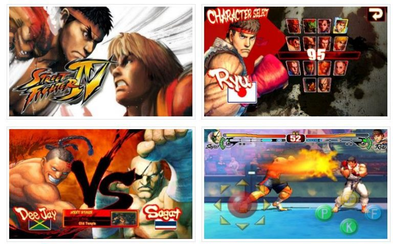 Street Fighter 4 para android