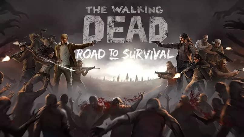 atajos juego del walking dead