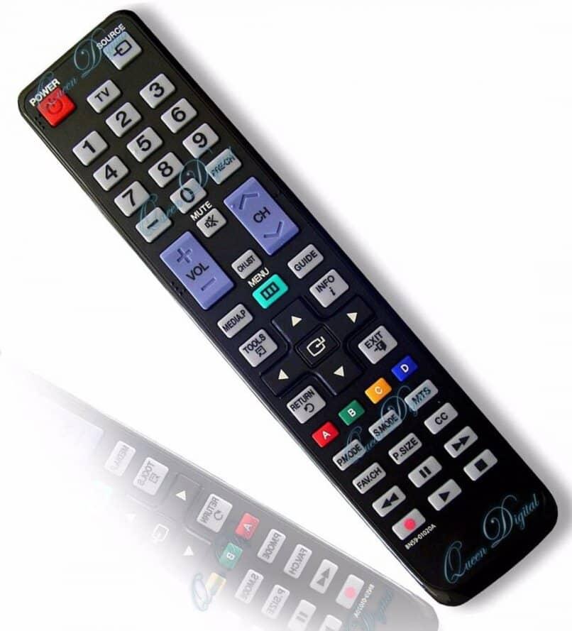 utilizar dispositivo controlar pantalla