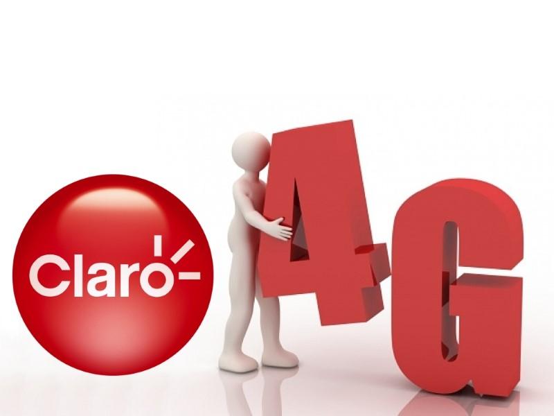 activar los datos móviles en Claro