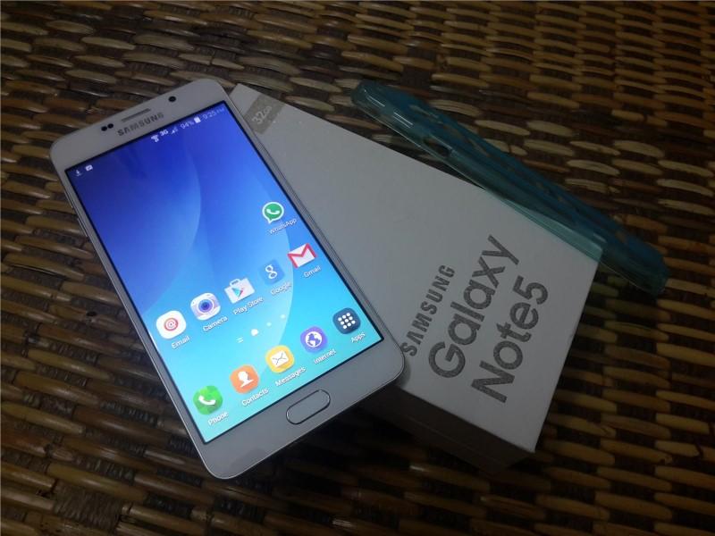 características del Samsung Galaxy Note 5 Chino