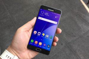 características del Samsung Galaxy A7 2017