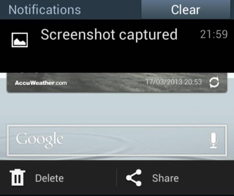 imagen screenshot crear borrar