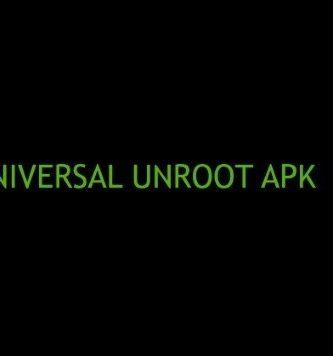 descargar Universal UnRoot APK