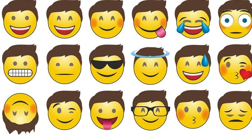 poner caras graciosas y stickers con aplicacion ios