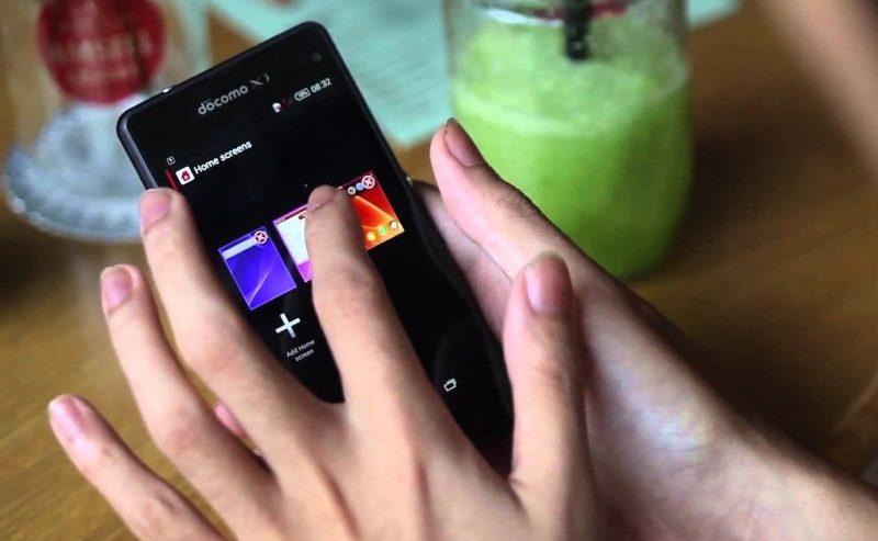 rootear el Sony Xperia A2