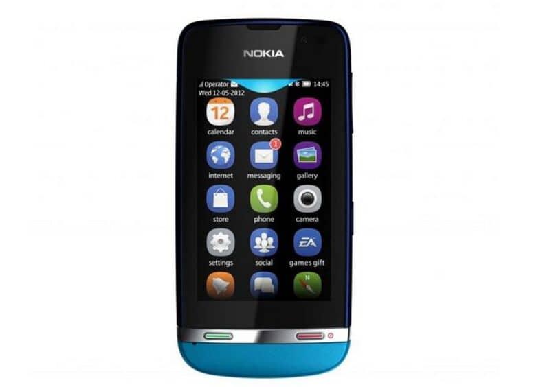 aprende como descargar e Instagram en tu Nokia Asha 311