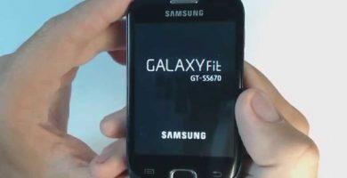 rootear el Samsung Galaxy Fit GT-S5670