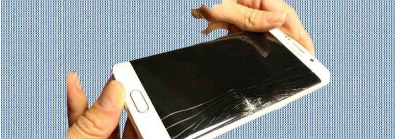 manual para cambiar el gorilla glass en un telefono samsung s7