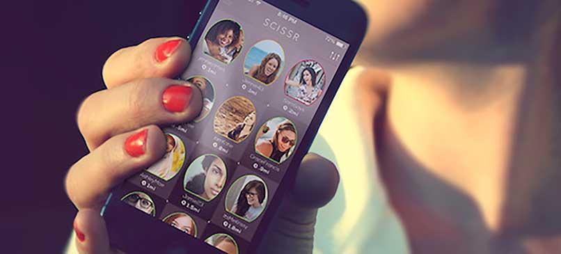 Aplicaciones para personas homosexuales y bisexuales