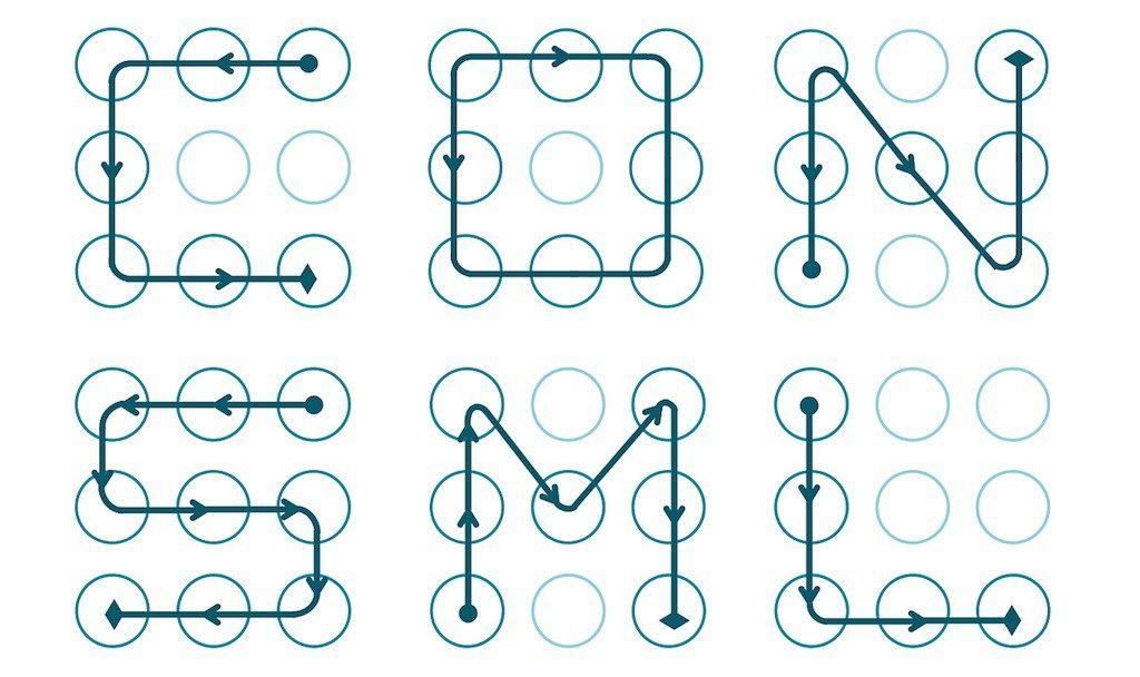 Patrones de desbloqueo difíciles y originales | Mira Cómo Hacerlo