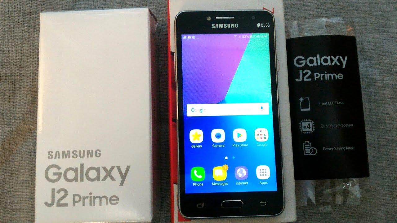 Samsung J2 vs Samsung J2 Prime ¿Cuál de los dos es mejor