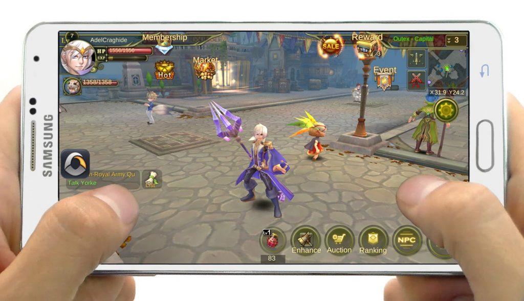 Los Mejores Juegos Rpg Para Android Que No Requieren Internet Mira
