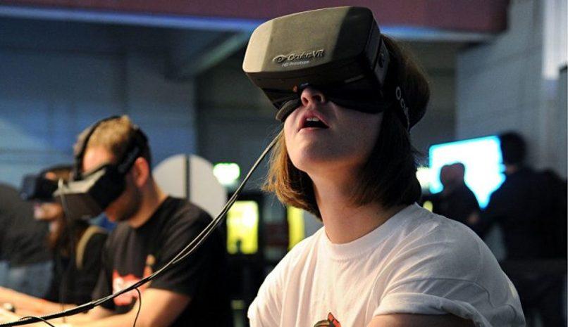 observa peliculas con oculus vr