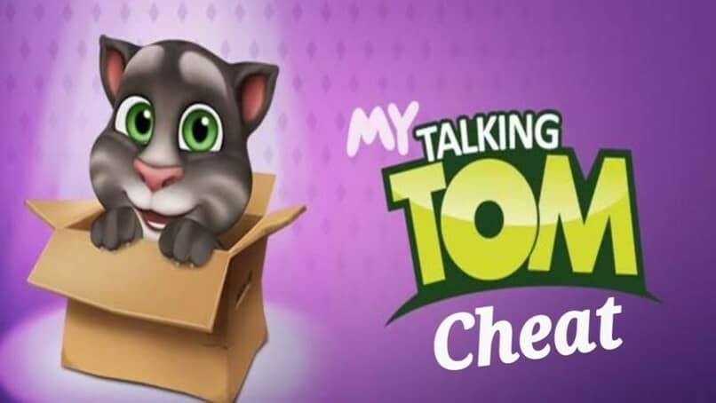 hablando con gato tom