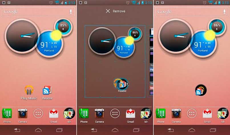 Crear carpeta nueva en Android